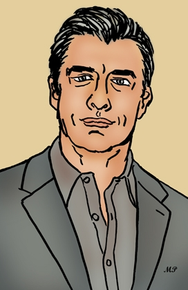 Chris Noth by MP69